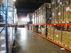 25,000 square foot warehouse